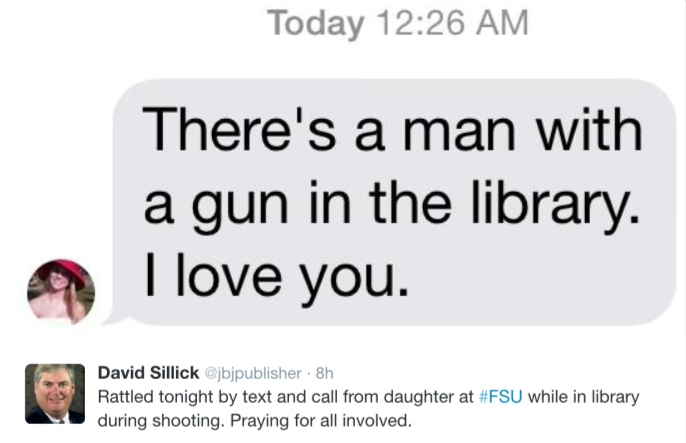 Gunman Opens Fire in Library at Florida State University
