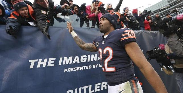 Chicago Bears Say Goodbye to Matt Forte